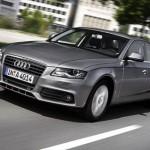 Audi A4 davanti